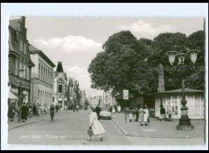 XX12339/ Leer Mühlenstraße 60er Jahre AK