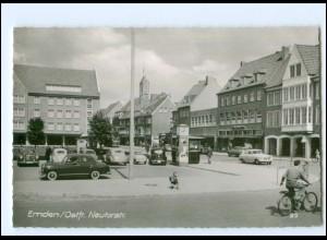 XX12346/ Emden Neutorstraße 60er Jahre AK