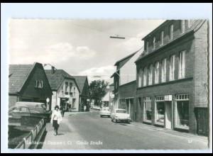 XX12264-2845/ Damme Große Straße 60er Jahre AK
