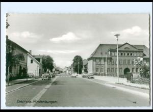 XX12269-2840/ Diepholz Hindenburgstraße 60er Jahre AK