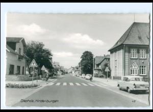 XX12267-2840/ Diepholz Hindenburgstraße 60er Jahre AK