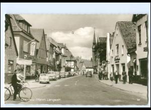 XX12265-2840/ Diepholz Langestraße 60er Jahre AK