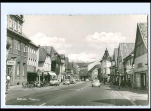 XX12249/ Gifhorn Hauptstraße 60er Jahre AK