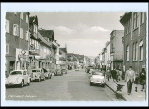 XX12231/ Helmstedt Gröpern VW Käfer 60er Jahre AK