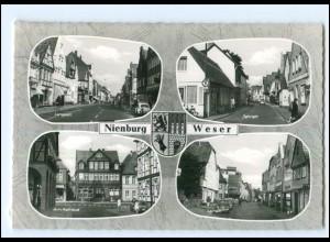 XX12178/ Nienburg a.d. Weser 60er Jahre AK
