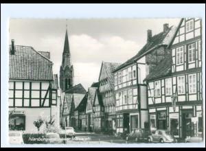 XX12181/ Nienburg Weserstraße 60er Jahre AK