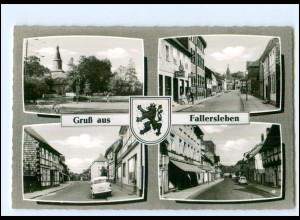 XX12238/ Gruß aus Bad Fallersleben 60er Jahre AK