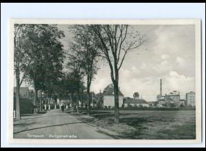 XX12158-2082/ Tornesch Esingerstraße ca.1940 AK