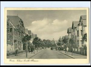 XX12379/ Heide Klaus Groth-Straße 50er Jahre AK