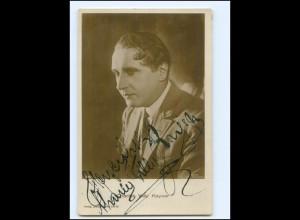 XX12951/ Charles Willy Kayser Autogramm Ross Foto AK