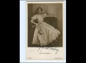 XX12974/ Else Eckersberg Original Autogramm Foto AK ca.1920