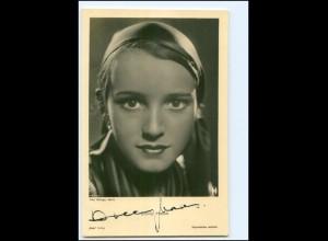 XX12954/ Dolly Haas Original Autogramm Ross Foto AK ca. 1938