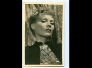 XX12957/ Ellen Bang Original Autogramm Ross Foto AK ca.1938
