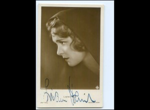 XX12976/ Liane Haid Original Autogramm Ross Foto AK 30er Jahre