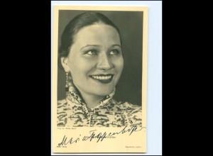 XX12958/ Maria Koppenhöfer Original Autogramm Ross Foto AK ca.1938