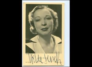 XX12955/ Hilde Sessal Original Autogramm Ross Foto AK ca. 1938