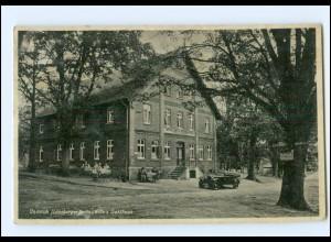 V1608-2111/ Undeloh Witte`s Gasthaus AK ca.1935 Lüneburger Heide