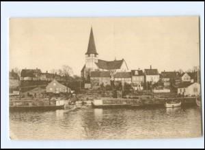 V1579/ Bornholm Rönne Kirke Dänemark AK ca.1912