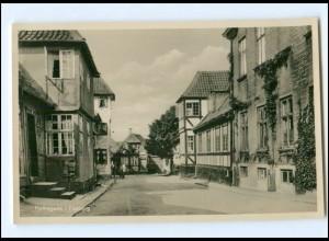 V1583/ Holkegade i Faaborg Foto AK Dänemark ca.1930