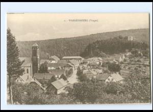 V1587/ Wangenbourg / Vosges) AK Frankreich ca.1912