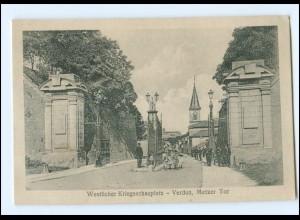 V1591/ Verdun Westlicher Kriegsschauplatz Frankreich AK ca.1915