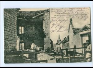 V1592/ Lorettohöhe Westlicher Kriegsschauplatz Frankreich AK 1915