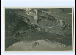 Y18692/ Catinaccio San Ciprian Südtirol Italien Foto AK ca.1930