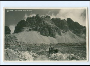 Y18693/ Monte Paterno Südtirol Italien Foto AK ca.1928