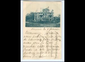 Y18701/ Schoppenwihr Elsaß AK 1898