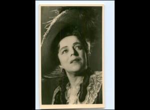 Y18737/ Ruth Glowa-Burkhardt Opernsängerin Autogramm Widmung Foto 1962