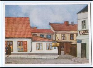 XX12718/ VDA AK Memelland In der Großen Wasserstraße in Memel AK 1936