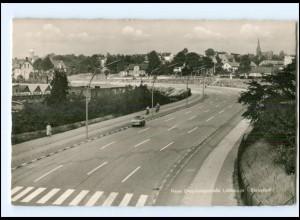 XX12620/ Hamburg Bergedorf Umgehungsstraße Lohbrügge 1957 AK