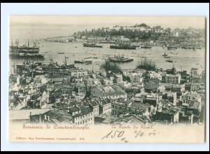 XX12913/ Constantinople Konstantinopel Türkei AK 1902