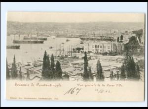 XX12912/ Constantinople Konstantinopel Türkei AK 1902