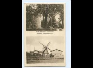 XX12822-182/ Baumgarten i. M. Windmühle AK 1935
