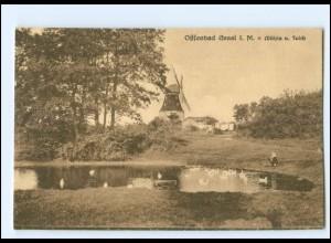 XX12993-181/ Graal i. M. Windmühle AK ca.1912