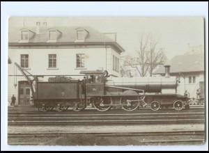 XX14483/ Eisenbahn Lokomotive England Locomotive-Magazine Series Nr.1166 Foto AK