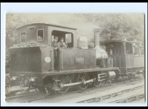 XX14484/ Eisenbahn Lokomotive England Locomotive-Magazine Series Nr.1581 Foto AK
