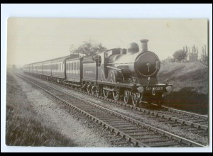 XX14485/ Eisenbahn Lokomotive England Locomotive-Magazine Series Nr.1779 Foto AK