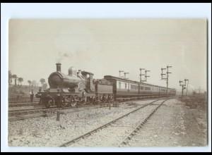 XX14486/ Eisenbahn Lokomotive England Locomotive-Magazine Series Nr.1009 Foto AK
