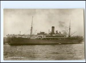 XX12845/ Dampfer Usaramo Deutsch-Ost-Afrika Linie Foto AK ca.1925