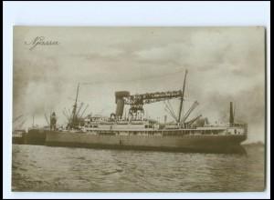 XX12865/ Dampfer Njassa Foto AK ca.1925