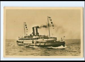 XX12937/ U.S.S. Galveston Marine Kriegsschiff Foto AK 1905