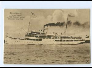 XX12887/ Dampfer Luxusdampfer Deutschland AK 1926