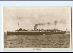 XX12847/ Dampfer St. Tudno AK ca.1925