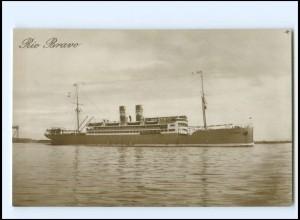 XX12866/ Dampfer Rio Bravo Foto AK ca.1925