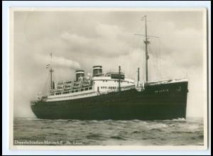 XX12876/ Dampfer St. Louis Hamburg-Amerika-Linie Foto AK 1933