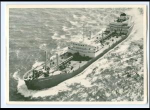 XX12891/ Tanker Esso Frankfurt AK Handelsschiff