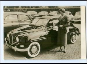 S2580/ Prinzessin Irene hat ein neues Auto 1957 Foto AK Rotterdam
