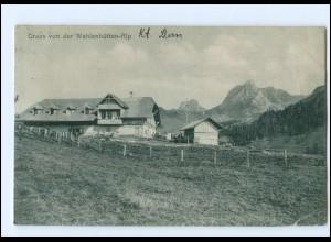 S2608/ Wahlenhütten Alb Kanton Bern Schweiz AK 1923